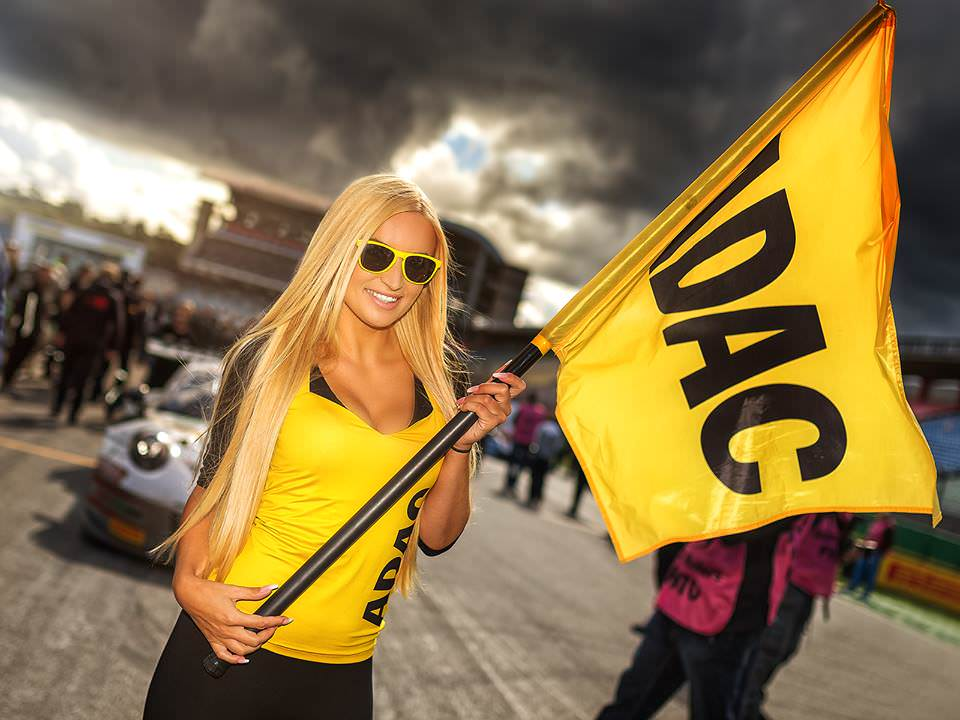 Grid Girl Munich