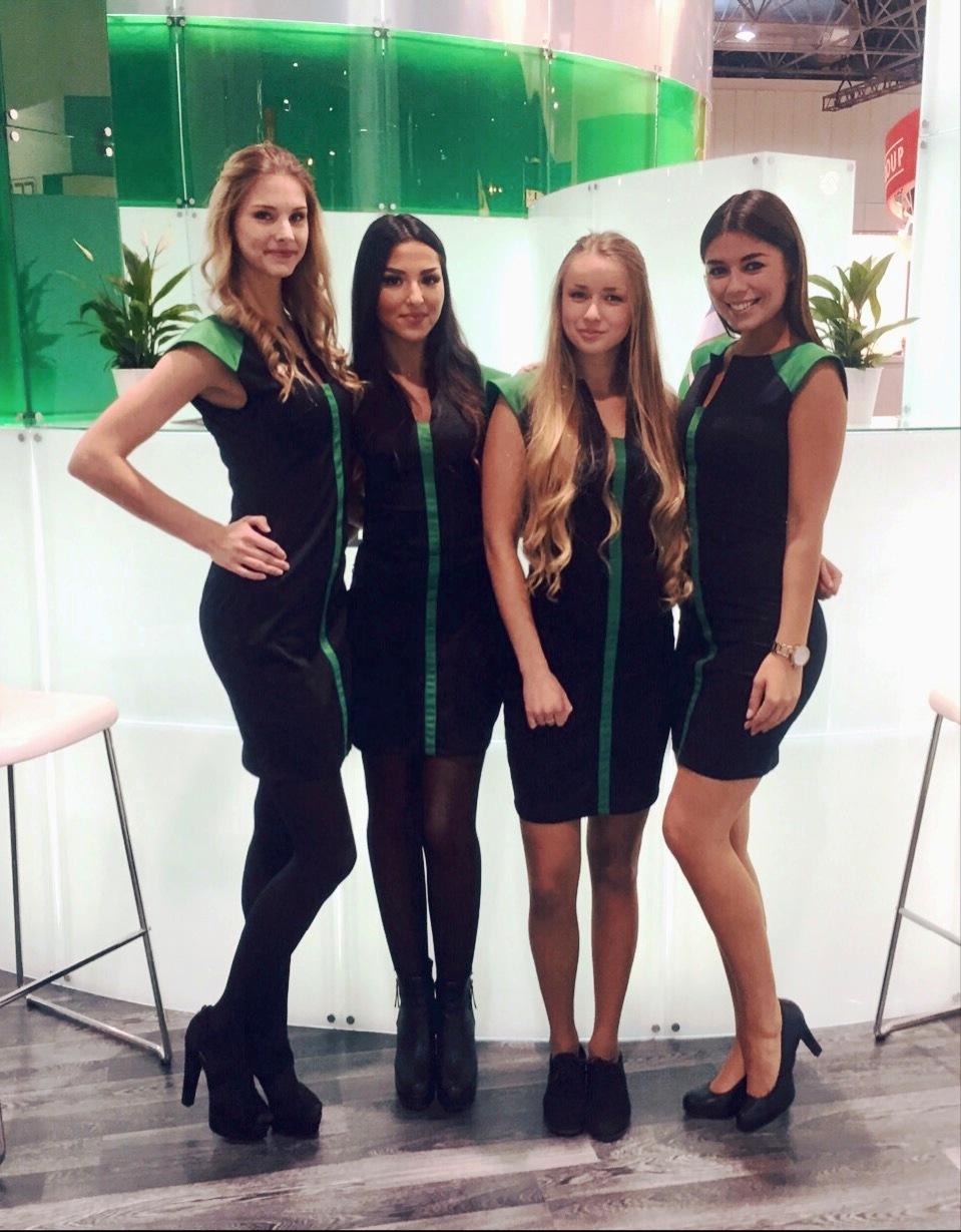 Fair hostesses Munich